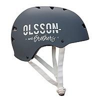 [해외]OLSSON Helmet Size S/M Adult Anthracite