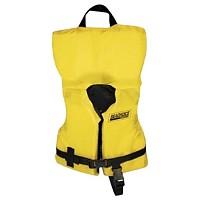 [해외]SEACHOICE General Purpose Vest Infant Black / Yellow