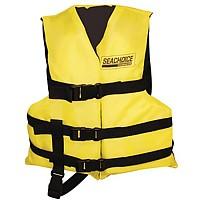 [해외]SEACHOICE General Purpose Vest Child Black / Yellow
