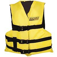 [해외]SEACHOICE OS2 Offshore Jacket Black / Yellow
