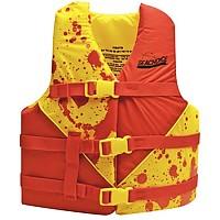[해외]SEACHOICE Deluxe Child Yout Vest Yellow / Orange