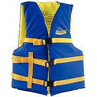 [해외]SEACHOICE Boat Vest Universal Blue / Yellow