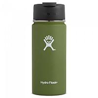 [해외]하이드로 플라스크 Coffee Wide Mouth 473ml Olive