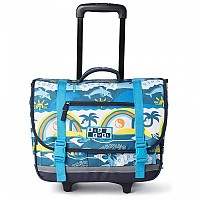 [해외]립컬 Wh Satchel Surf Planet 17L Blue