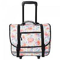 [해외]립컬 Wh Satchel Toucan Flora 17L White