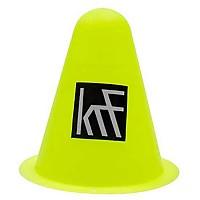 [해외]KRF Rounded Cones With Bag Yellow
