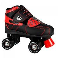 [해외]KRF Rental With Velcro Junior Roller Black