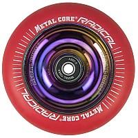 [해외]METAL CORE Radical Wheel Red / Rainbow Fluorescent