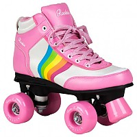 [해외]ROOKIE Rollerskates Forever Rainbow V2 Pink / Multi