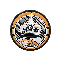 [해외]JIBBITZ Star Wars BB-8 Charm Multi