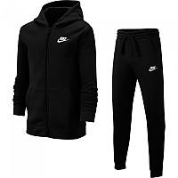 [해외]나이키 Sportswear Core Black / Black / White