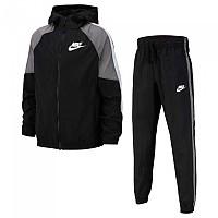 [해외]나이키 Sportswear Black / Gunsmoke / White / White