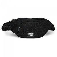[해외]슈퍼드라이 Metallic Knit Waist Pack Black Multi