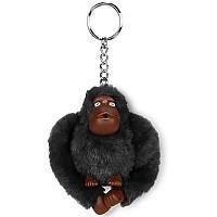 [해외]키플링 Monkeyclip M 10 Pack True Black