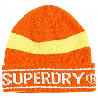 [해외]슈퍼드라이 Body Pop Beanie Acid Orange
