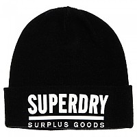 [해외]슈퍼드라이 Surplus Goods Logo Black / White