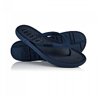 [해외]슈퍼드라이 Surplus Goods Flip Flop Dark Navy / Black