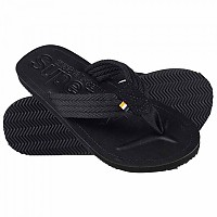 [해외]슈퍼드라이 Cove Sandal Black / Black