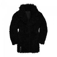 [해외]슈퍼드라이 Chester Fur Coat Black
