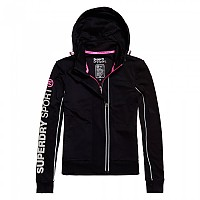 [해외]슈퍼드라이 Core Gym Ziphood Black