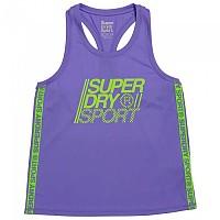 [해외]슈퍼드라이 Core Loose Vest Purple Vibe