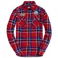[해외]슈퍼드라이 Lumberjack Patched Firvale Red Check