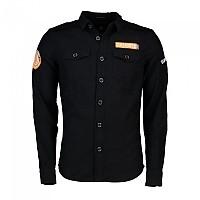 [해외]슈퍼드라이 Army Corps L/S Shirt Carbon