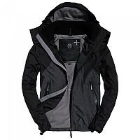 [해외]슈퍼드라이 Arctic Cliff Hiker Hybrid Black Slub / Black / Steel