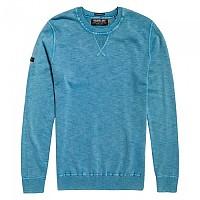 [해외]슈퍼드라이 Garment Dye L.A. Crew University Blue