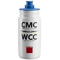 [해외]엘리트 Fly Mundial WCC UCI 550ml White