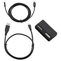 [해외]시마노 Tester DI2 E-Tube Conexion PC Black