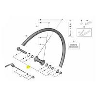 [해외]시마노 Axis RS700 Center Lock Black