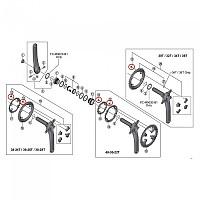 [해외]시마노 Screws For M9000