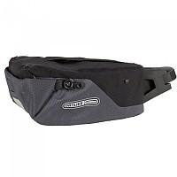 [해외]오르트립 Medium Seatpost Bag Black / Slate