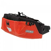 [해외]오르트립 Medium Seatpost Bag Red / Black