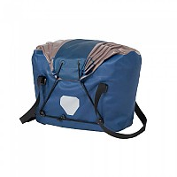 [해외]오르트립 Bike Basket 22L Blue / Grey