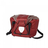 [해외]오르트립 Bike Basket 15L Maroon