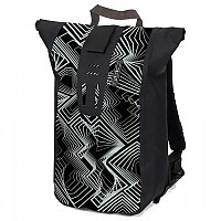 [해외]오르트립 Velocity Design 24L Kaleidoscope Black / Ice White