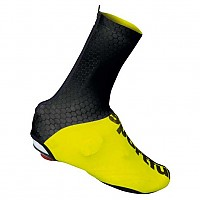 [해외]스포츠풀 Lycra Shoecover Black / Yellow Fluo