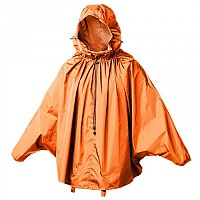 [해외]브룩스 ENGLAND Cambridge Stowable Rain Cape Orange