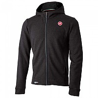 [해외]카스텔리 Milano Full Zip Fleece 1136892338 Melange Light Back