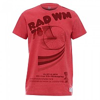 [해외]산티니 UCI T Shirt Story Red