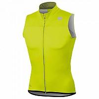 [해외]스포츠풀 Bodyfit Pro Windstopper Yellow Fluo / Black / Ruby Wine