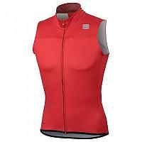 [해외]스포츠풀 Bodyfit Pro Windstopper Red / Black / Anthracite