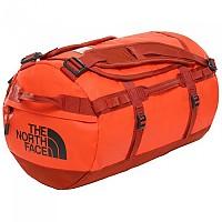 [해외]노스페이스 Base Camp Duffel S Acrylc Orange / Picante Red