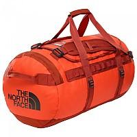 [해외]노스페이스 Base Camp Duffel M Acrylc Orange / Picante Red