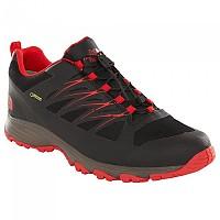 [해외]노스페이스 Venture Fastlace Goretex TNF Black / Fiery Red