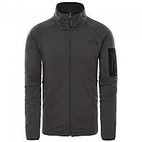 [해외]노스페이스 Borod Full zip Asphalt Grey / TNF Black