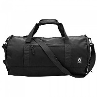 [해외]닉슨 Pipes Duffle 25L All Black Nylon