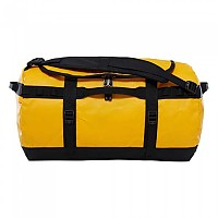 [해외]노스페이스 Base Camp Duffel S Summit Gold / Tnf Black
